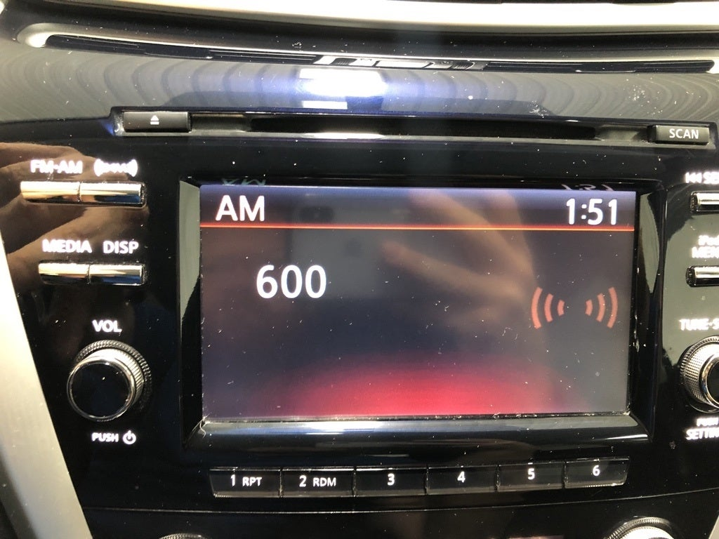 2017 Nissan Murano S In Wiggins, MS   Star Chevrolet